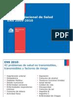 Resumen Ejecutivo ENS 2009-2010 Alumnos