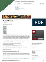 Maunual Xcell 48 v 2.1 - Manual Do Programa Xcell Para HP50G, Uma Planilha..