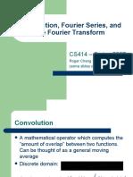 Convolution Fourier