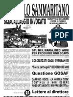 Il Popolo Sammaritano n. 12 19/07/ 2008