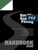 Hot Mix Asphalt Paving HandBook 2000