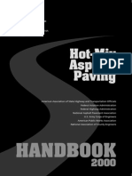 Hot Mix Asphalt Paving HandBook 2000