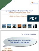 LALF8 Project Presenters Guide