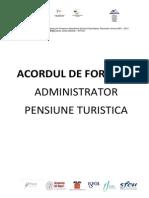 Acord Formare Admin.pensiune