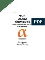 The Alpha Strategies