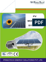 Solar Pv Structure
