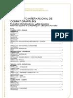 Reglamento_Combat_Grappling 2010 español