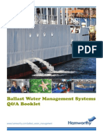 Ballast Q and a Booklet