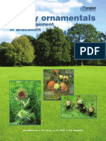 Woody Ornamentals Pest Management