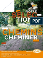 Toutographie Chemins, Cheminer