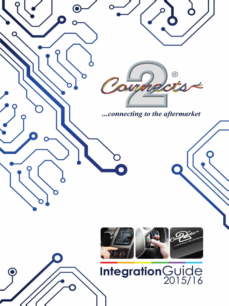 Connects2 Integration Guide 2015 | Chevrolet | Electrical Connector