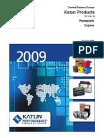 CEE No Price Panasonic Catalog
