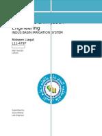 Indus Basin Irrigation System IBIS