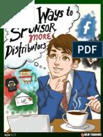 71 Ways to Sponsor More Distributors