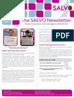 SALVO Newsletter August 15