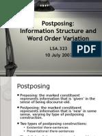 postposing_lecture_20070704.ppt