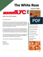 YAAEYC Fall Newsletter 102609