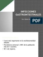 8) INFECCIONES GASTROINTESTINALES
