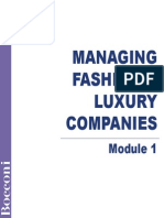 Module_Fashion and Luxury