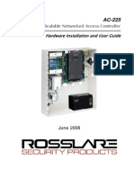 AC-225 Hardware Installation and User Guide