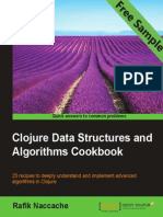 Clojure Data Structures and Algorithms Cookbook - Sample Chapter