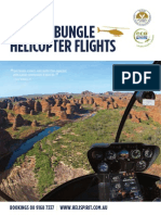 Bungle Bungle Helicopter Flights & Tours Australia