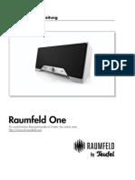 Raumfeld One