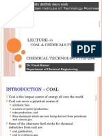Lecture-4-Coal and Coal Chemicals