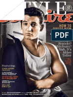 Esquire USA 2015-09
