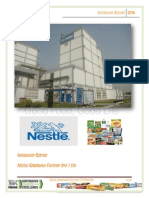 Internship report on Nestle