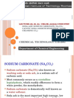 Lecture 22-23-24 ChlorAlkali Industry