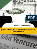 JVs, Shipping Pools & Consortia 24.10.2014