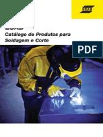 Catálogo de Produtos - ESAB