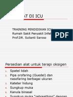 Alat Alat ICU