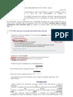 Guia para instalação do Java Development Kit e do Dr. Java