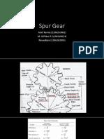 Contoh Soal Spur Gear