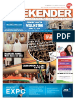 Indian Weekender 21 August 2015