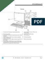 HP Pro 2000 - User Guide