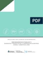 DIAGNÓSTICO Y PROSPECTIVA DE LA AGROINDUSTRIA ALIMENTARIA MUNDIAL Y ARGENTINA AL 2030