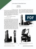Recent Developments in Russian Radar Systems