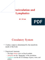 KP 6.12 Microcirculation and Lymphatics
