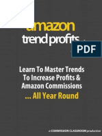 Amazon Trend Calendar