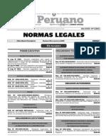 Boletín 16-08-2015 Normas Legales TodoDocumentos.info