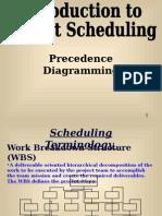 Module 3 Rev - Precedence Diagramming