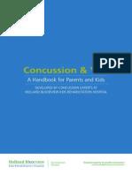 BRI Concussion Handbook 2015 - Download