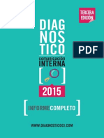 Informe Diagnostico CI 2015 1