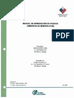 Manual de Remediacion de PAM SERNAGEOMIN