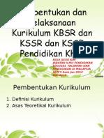 9. Pembentukan Kurikulum KBSR,KSSR & KSSR PK Model Objektif.pptx