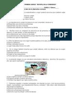 PRUEBA DE HISTORIA Y CS. SOCIALES