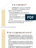 Lecture 4_organisation Culture